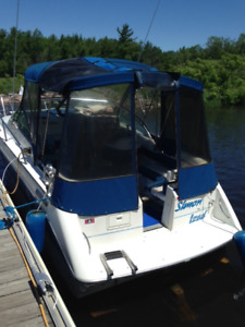 Great Weekender boat - well maintained