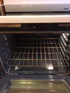 Whirlpool 30 inch electric stove