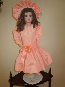 gorgeous collector doll on stand.. 64cms tall Port Macquarie Port Macquarie City Preview