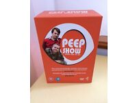 Peep Show box set series 1-6