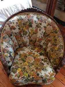 Super Fauteuil, chaise antique originale