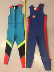 WETSUITS - PAIR - USED