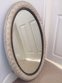 Decorative Antique mirror with foxed glass (heavy) BATTERSEA COLLECTION / MUST GO