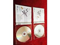 Jay Sean Signed/Autographed Maybe CDs 1+2