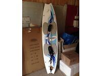 F-One Kite Surfing Board & Leash