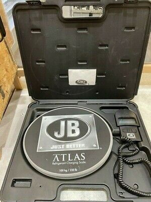 Jb Atlas Refrigerant Charging Scale