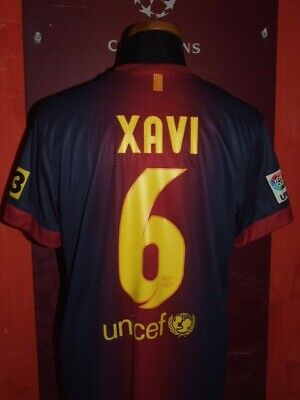 new style 6fa31 477d9 Clothing - Xavi Jersey - Trainers4Me
