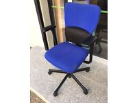 Steelcase office chair with arms