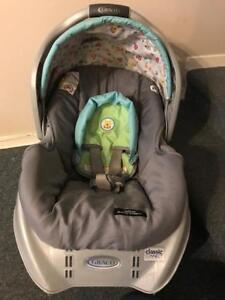 banc d'auto bebe