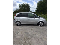 Vauxhall Meriva Design (top spec, LOW MILEAGE!)