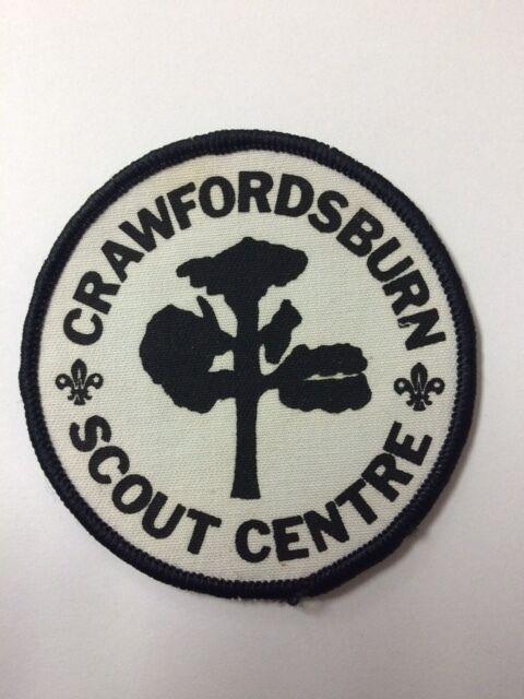 CRAWFORDSBURN Northern Ireland Scout Centre -VINTAGE