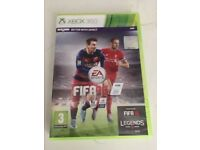 Fifa16 Xbox 360 £10