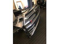 Original Audi S5 2017 (B9) front grill