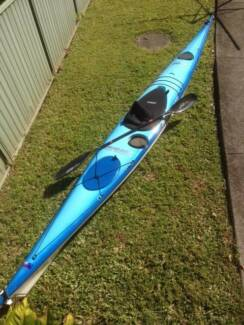 SEA KAYAK -Mirage 580 - KEVLAR HULL Terrey Hills Warringah Area Preview