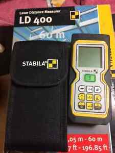 Stabila LD400 Laser Measure Device