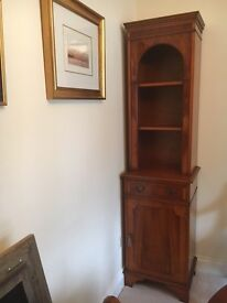 Dining room yew cabinet/cupboard