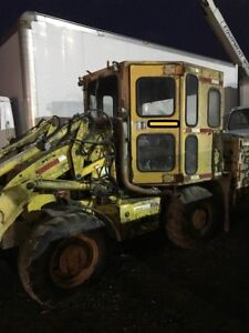 JCB Converted to Miller Tripple 4CE