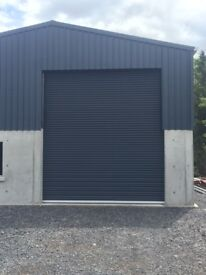 garage and farm shed roller doors