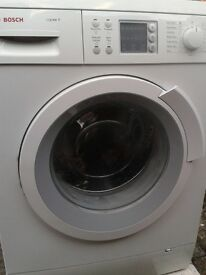 Bosch Washing Machine Logixx 8 Kg - VGC - CAN DELIVER LOCALLY