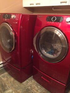 Samsung HE Washer & Dryer - VRT