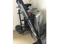 Dynamix treadmill, running machine