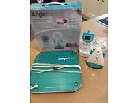 Angelcare Movement and Sound Baby Monitor - excellent condition