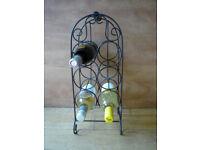 Handcrafted Wine Rack / Wine Holder