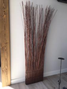 decorative twig arrangement