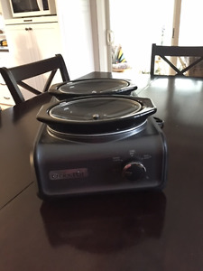 Crock-Pot Entertainment Warmer