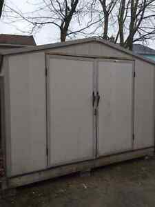"STORAGE SHED 8'X10"" - MUST GO !!!"