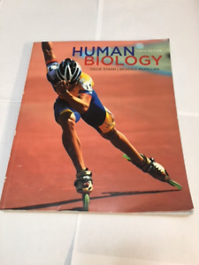 Human biology by Cecie Starr and Beverly McMillan
