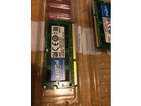 4Gb memory modules for iMAC