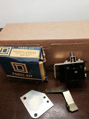 Square D Interlocks Part # 9999-DT-7