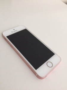 NEW 2month old iPhone SE
