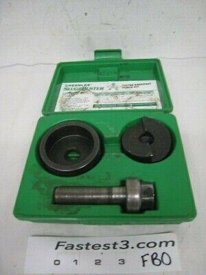 Greenlee Slug Buster 7237bb Knockout Punch Kit