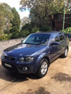 Ford Territory TX 2009 - 5 Seat Auto
