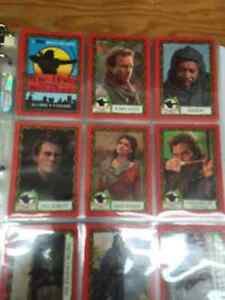 Hook and Robin Hood trading cards West Island Greater Montréal image 8