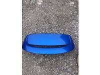 MG ZR Rover 200 25 spoiler JFV trophy blue