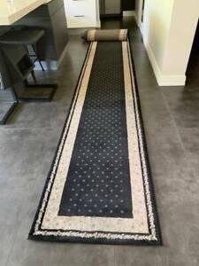 Hall runner rug 8 metres long