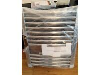 Brand New Chrome Towel radiator Still in Packaging From Bath Store