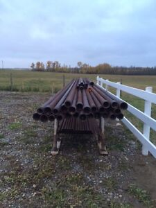 Tubing, Pipe, Solid Round, Misc Structural Steel For Sale