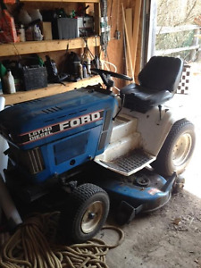 Ford Desial LawnTractor