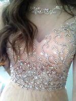 Tony bowls prom dress size 0
