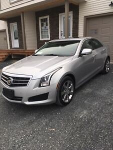 2014 Cadillac Luxury AWD