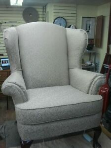 Upholstery Services - Wing Chairs Cambridge Kitchener Area image 1
