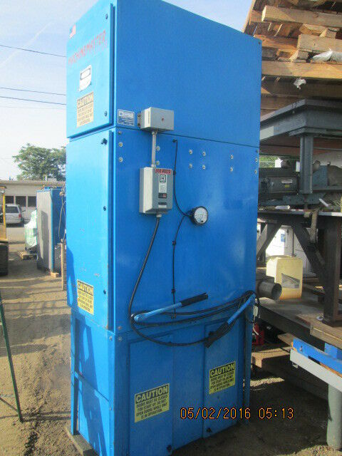 UNIWASH / POLARIS MODEL SHAKEMASTER 3000 CFM DUST COLLECTOR