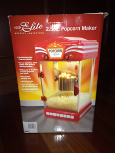 Having a Party? AWESOME DEAL on Like-New Popcorn Machine!