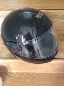 JHL black helmet