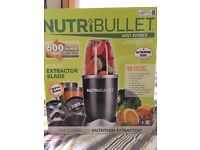 Nutribullet 600 Series - never taken out of box!