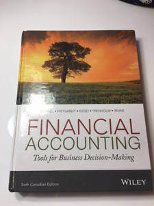 Financial accounting Tools for business decision-making